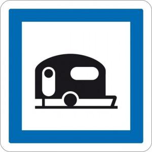 signaletique caravane